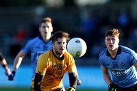 O' Byrne Cup Round 3 Dublin v DCU at Parnell Pk 10.01.16