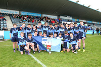 St Judes, winners of Div 5 Dublin Football Féile 01.05.16