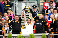 All Ireland Inter Camogie Final.Kilkenny v Cork 11.09.16