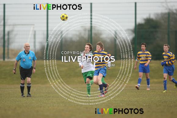 iLivePhotos | Leinster Schools 1st year CF CBS Lucan v