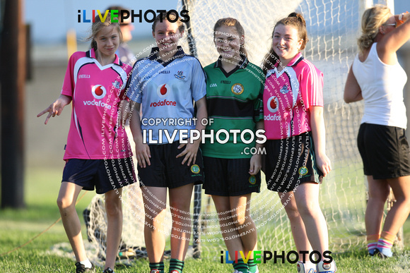 Dublin Camogie Sen 1 Championship  Erins Isle v Lucan Sarsfields 29-08-13 (11)