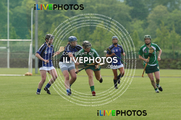 Senior Interprovincial Camogie Tournament 2016 (1)