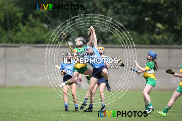23-07-17 Leinster camogie Minor A Championship Semi Final-Dublin v Offaly-O Toole Pk (1)
