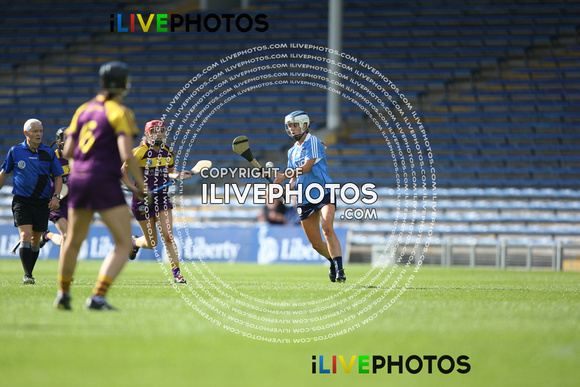 05.08.17 All Ireland Camogie QF Dublin v Wexford at Semple Stadium