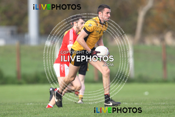 Leinster GAA Football Intermediate Club Championship SF-Fingallians v Rosemount 12-11-16 (1)