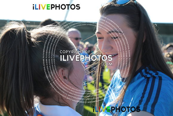 Lidl Ladies National League Football Division 1 Final Dublin v Mayo Parnell Park May 6th 2018 (153)