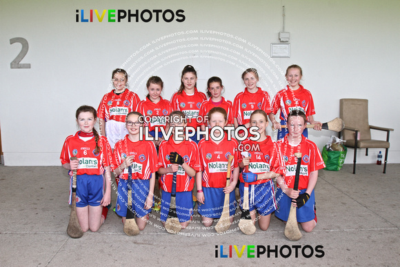 13-05-18 Mini Games Leinster Camogie Sen 1 Championship SF- Dublin v Offaly (1)