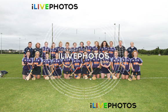 01-09-13 Leinster Camogie Minor -A- Championship Final Dublin v Offaly 1