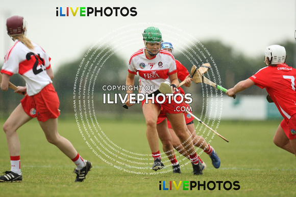 20-08-17 All Ireland Camogie Intermediate Championship SF Cork v Derry (1)
