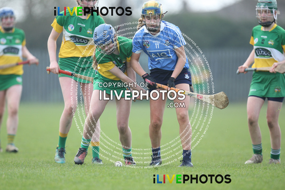 14-04-18 Leinster Camogie U-16A Championship Dublin v Offaly at Artane (1)