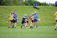Munster v Ulster Junior Interprovincial Camogie Tournament Semi Final at Abbotstown 21.05.17